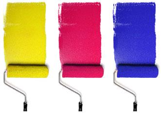 Краски для трафаретной печати шелкографии